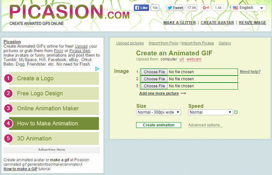 9 Easy-to-Use Tools to Create Animated GIFs 7