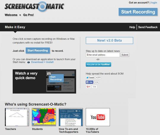 10 eLearning Audio & Video Tools 4