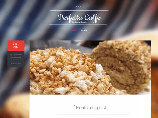 12 Free Food & Restaurant WordPress Themes 45