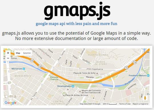 10 Free JavaScript Tools To Create Interactive Maps 1