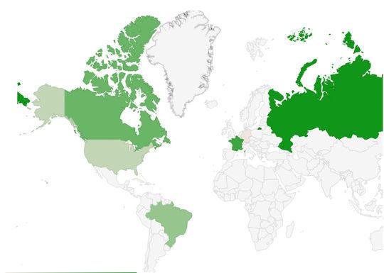 10 Free JavaScript Tools To Create Interactive Maps 8