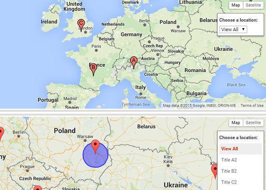 10 Free JavaScript Tools To Create Interactive Maps 10