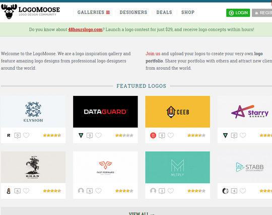 7 Best Resources To Make A Logo Design 4
