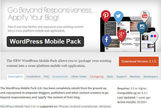 8 Plugins That Make Your Site Mobile-Responsive 4