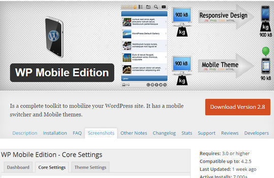 8 Plugins That Make Your Site Mobile-Responsive 7