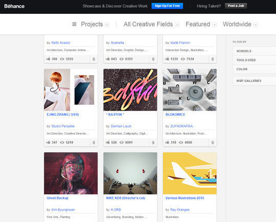 9 Free Tools to Build Your Online Portfolio 3