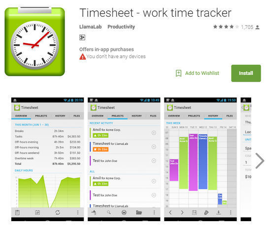 8 Best Free Time Tracking Apps 6