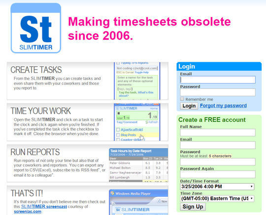 8 Best Free Time Tracking Apps 9