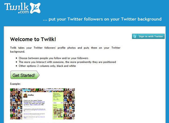 10 Free Online Tools To Spice Up Twitter Background 6