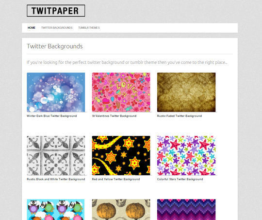 10 Free Online Tools To Spice Up Twitter Background 7