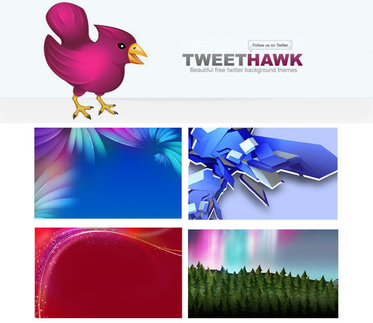 10 Free Online Tools To Spice Up Twitter Background 9