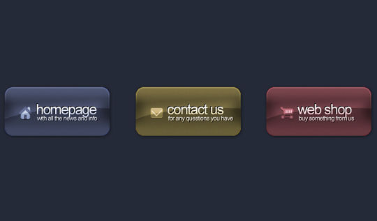 Call to Action: 13 Tutorials For Creating The Perfect Button 56