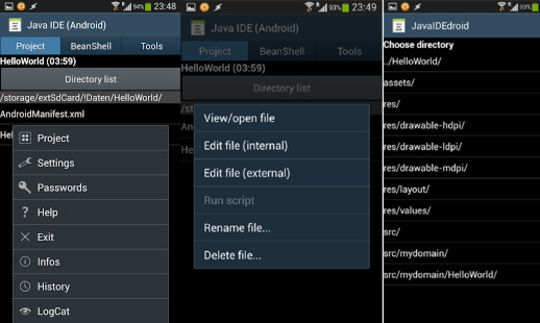 9 Android Code Editors For Mobile Developers 9
