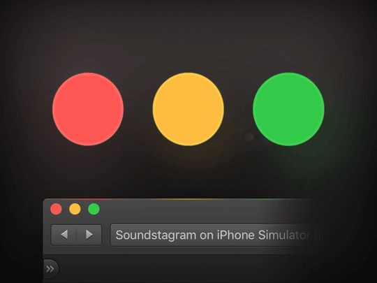 11 Dark UI Concepts (PSD) For Your Design 6