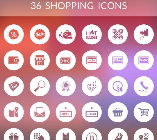 16 Free & Fresh Icon Sets For Web Designers 13