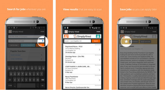 9 Free Android Apps You May Need For Effective Job Hunting 4