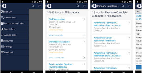 9 Free Android Apps You May Need For Effective Job Hunting 6