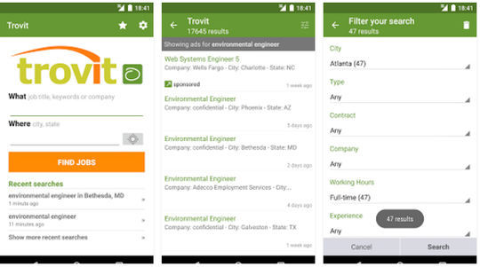 9 Free Android Apps You May Need For Effective Job Hunting 9