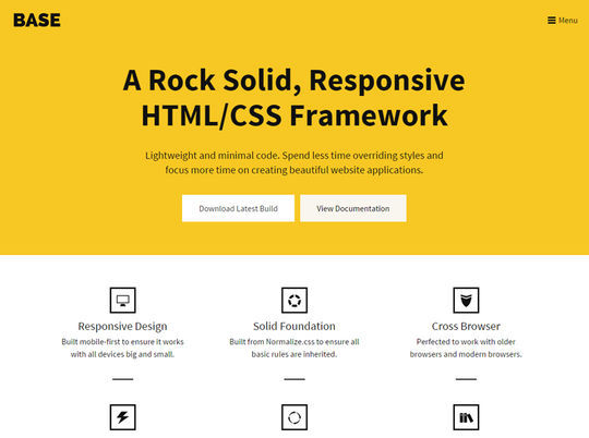 9 Responsive Frameworks For Front-End Design 6