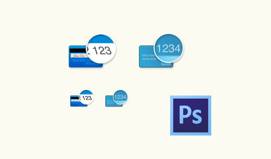 11 Free Credit Card Icon Sets For Online Shops 5