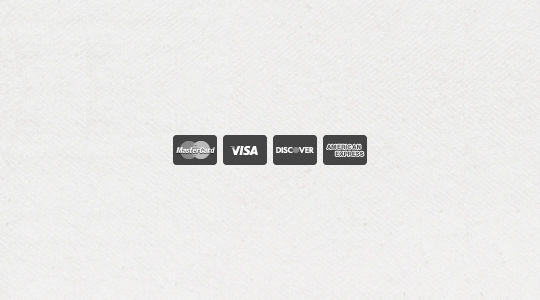 11 Free Credit Card Icon Sets For Online Shops 6