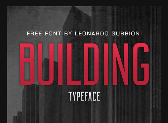 10 Free Geometric Fonts To Download 2