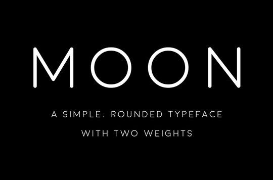 10 Free Geometric Fonts To Download 4