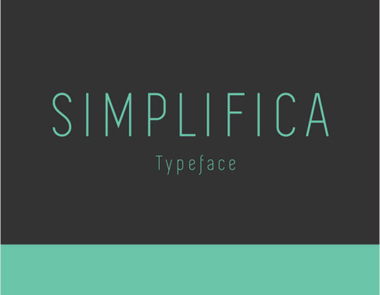 10 Free Geometric Fonts To Download 7