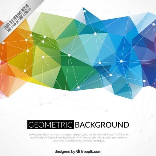 12 Free Geometric Textures & Patterns Sets For Your Design 1