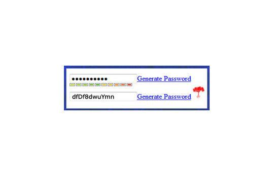 8 Best jQuery Password/Strength Meter Plugins 3