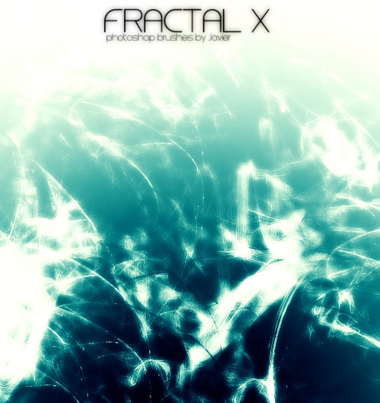 13 Free Photoshop Brush Packs For Complex Fractals 6