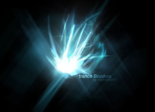 13 Free Photoshop Brush Packs For Complex Fractals 2