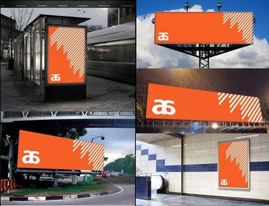 12 Free PSD Outdoor Advertising Billboard Mockups 49