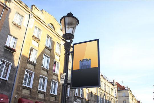 12 Free PSD Outdoor Advertising Billboard Mockups 4
