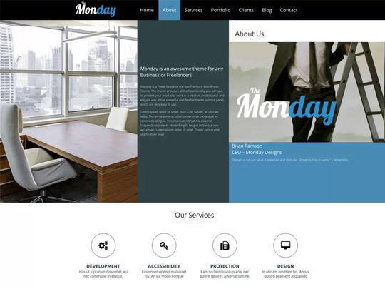 10 Fresh Responsive WordPress Themes 2