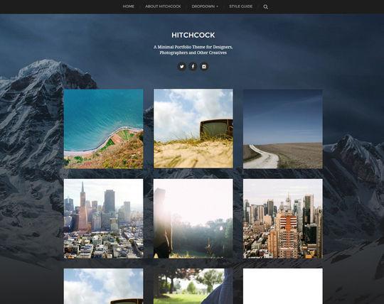 10 Fresh Responsive WordPress Themes 1
