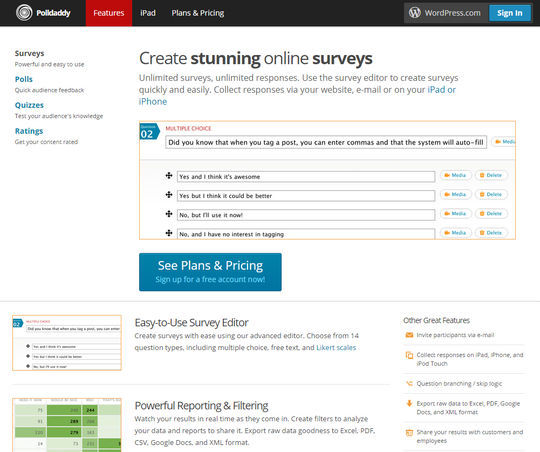 8 Best Free Survey Tools & Form Apps 5