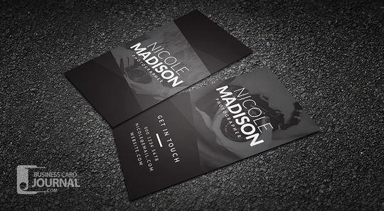 12 Corporate & Creative Business Card Mockups 8