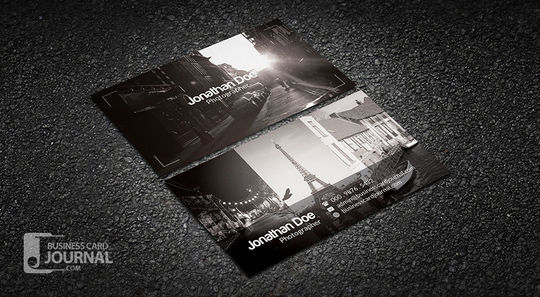 12 Corporate & Creative Business Card Mockups 13
