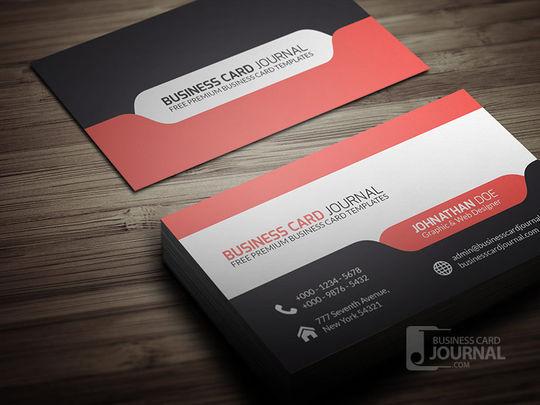 12 Corporate & Creative Business Card Mockups 11
