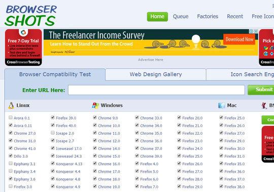 9 Free Cross Browser Testing Tools 1