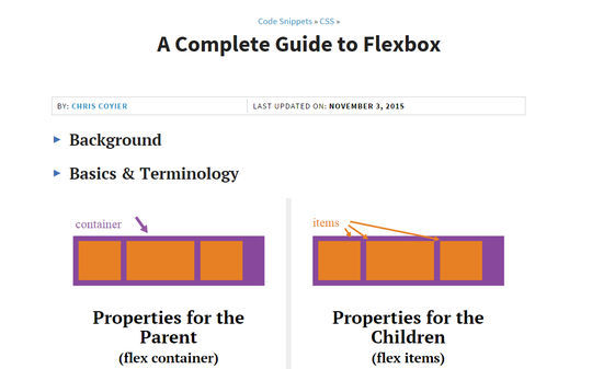 14 Best Resources For Learning CSS3 7