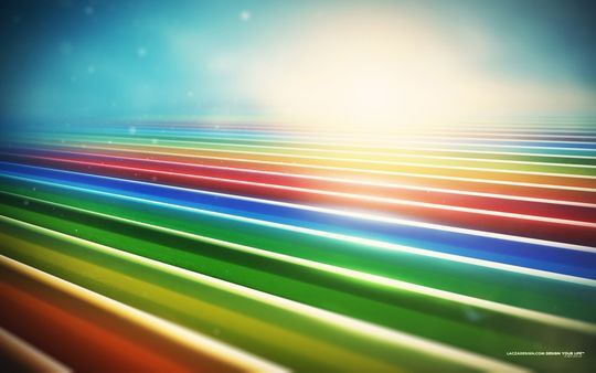 13 Abstract & Colorful Desktop Wallpapers 11