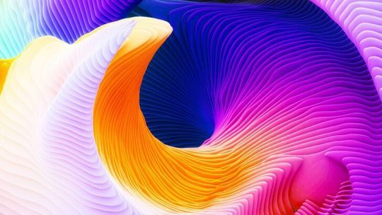 13 Abstract & Colorful Desktop Wallpapers 14