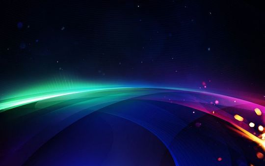 13 Abstract & Colorful Desktop Wallpapers 8