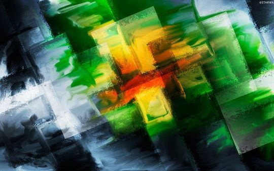 13 Abstract & Colorful Desktop Wallpapers 9