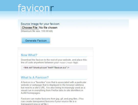 10 Free Favicon Generators For Web Designers 2