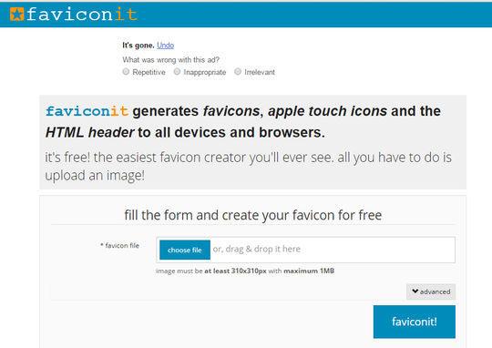 10 Free Favicon Generators For Web Designers 5
