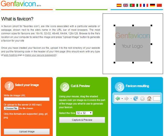 10 Free Favicon Generators For Web Designers 13