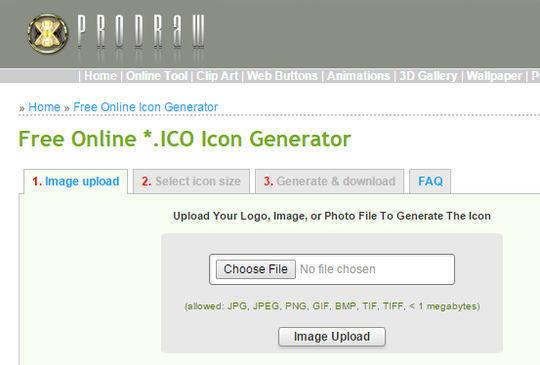 10 Free Favicon Generators For Web Designers 10